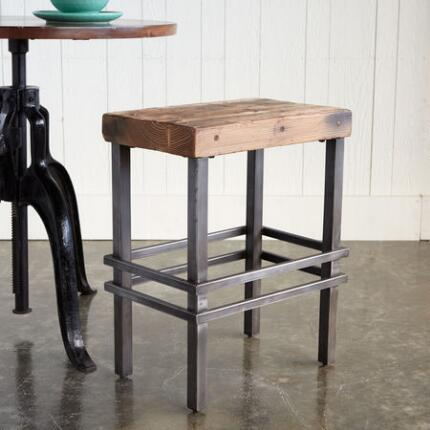 PARK CITY STOOL/TABLE