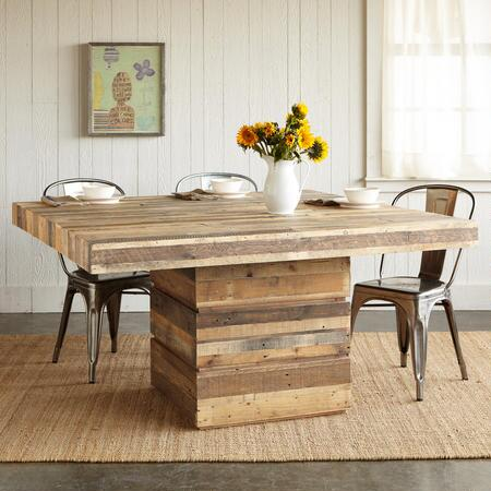 TRUCKEE SQUARE DINING TABLE