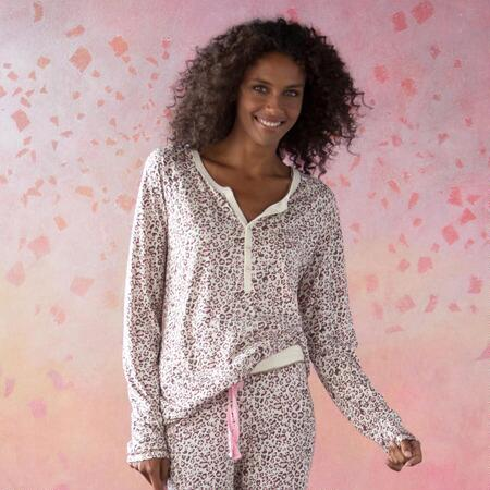 PURRTY IN PINK NIGHTSHIRT