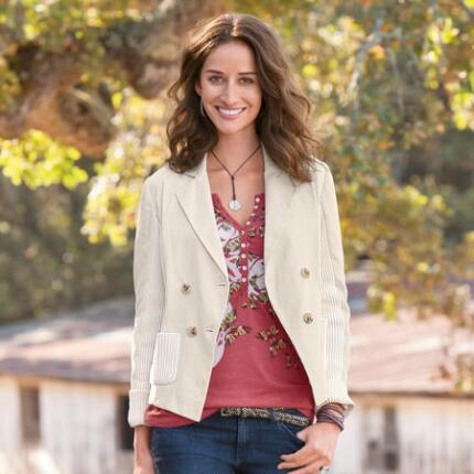 ABOUT TOWN JACKET PETITE