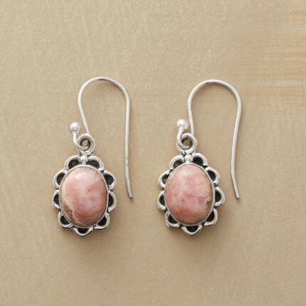TEA ROSE EARRINGS