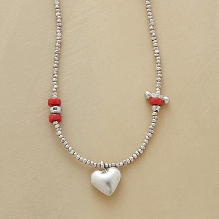 WHISPERS OF LOVE NECKLACE