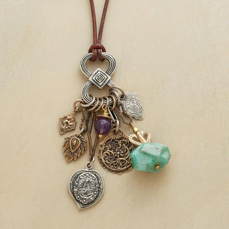 HAPPINESS AMULET NECKLACE