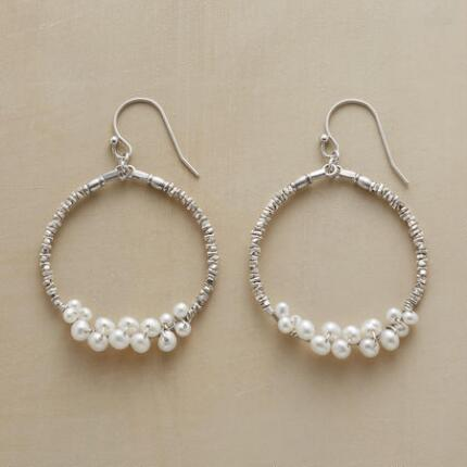 PEARLY BUBBLES HOOPS