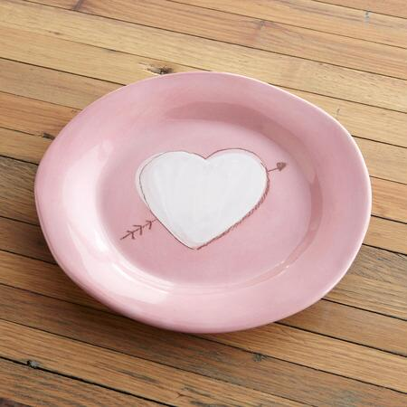 PURE HEART PLATE