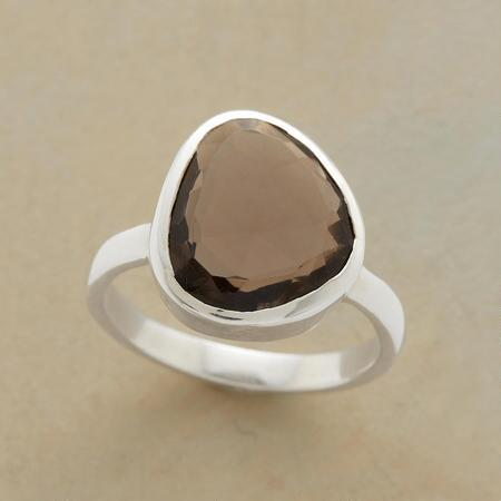 TABLE ROCK QUARTZ RING