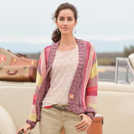 SOFT BREEZE CARDIGAN