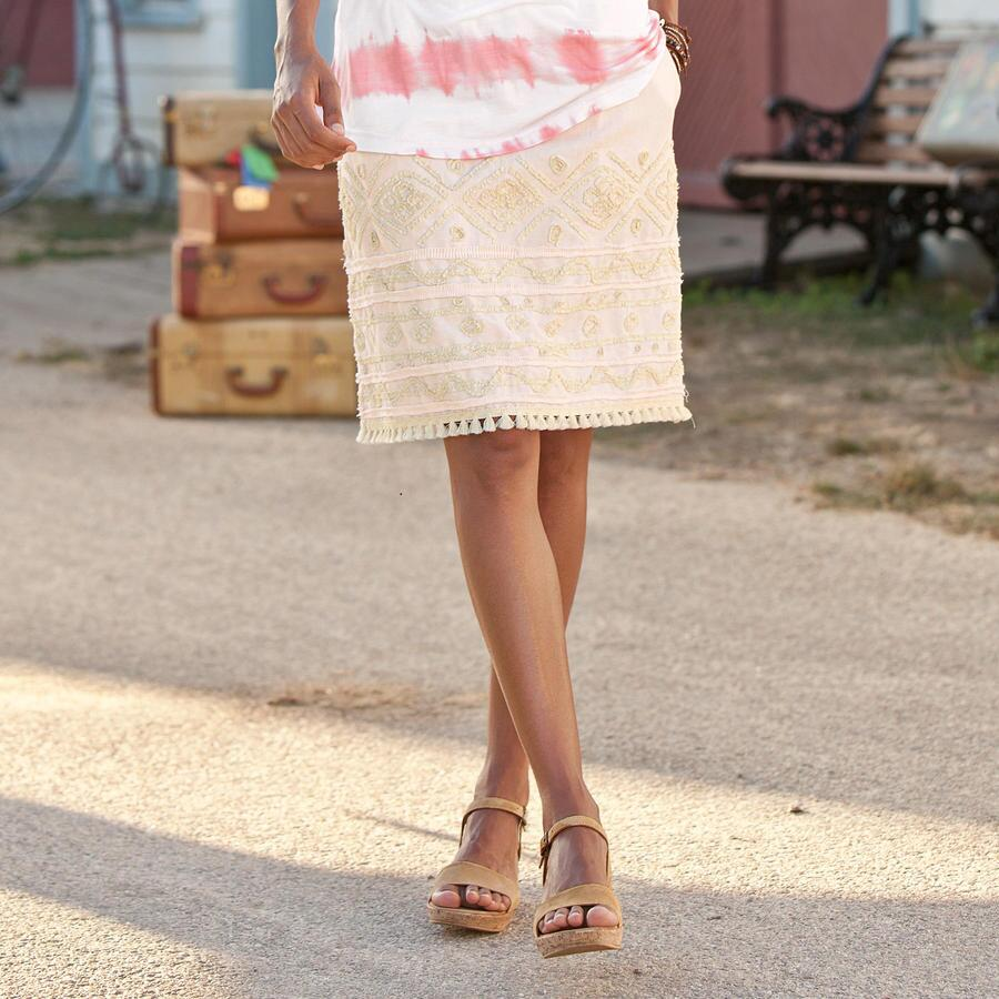 VINTAGE BEAUTY SKIRT