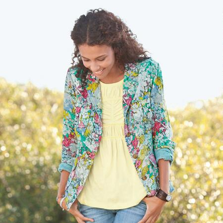 WILDFLOWER JACKET PETITE