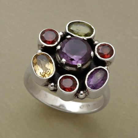 KALEIDOSCOPE RING