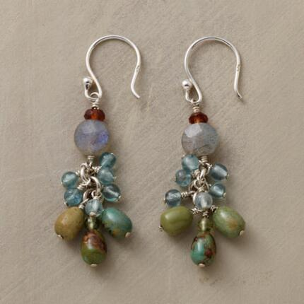 HERB GARDEN EARRINGS