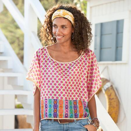 CARIBE SILK TOP