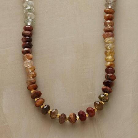 REINED IN RAINBOW NECKLACE
