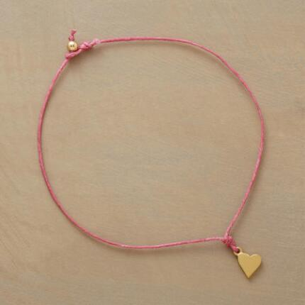 WISH UPON A HEART BRACELET