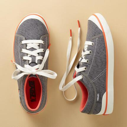 FREEWHEEL CANVAS SNEAKERS