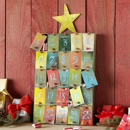 SHINING STAR ADVENT CALENDAR