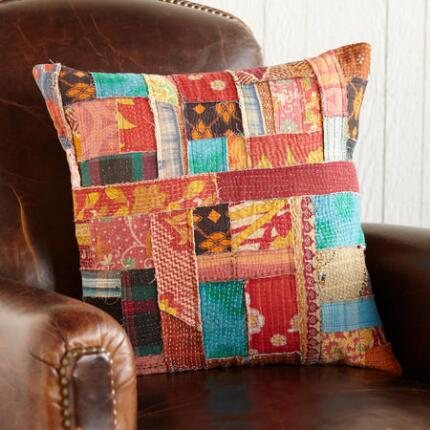 1/KIND 18IN SAHANA SARI PILLOW(FG