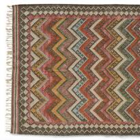 KILIM OF MANY COLORS 8X10