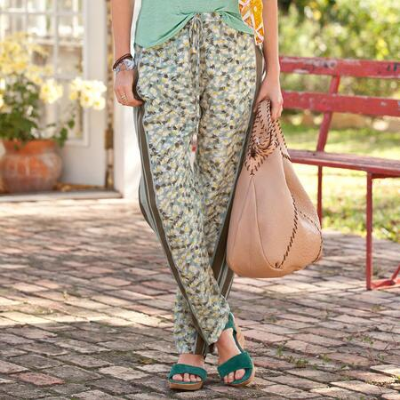 PROMENADE ANKLE PANTS