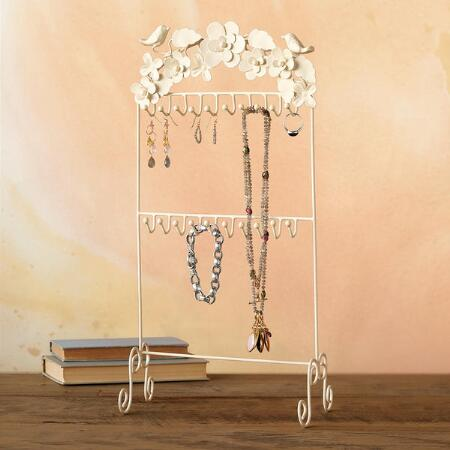 BIRDSONG JEWELRY STAND