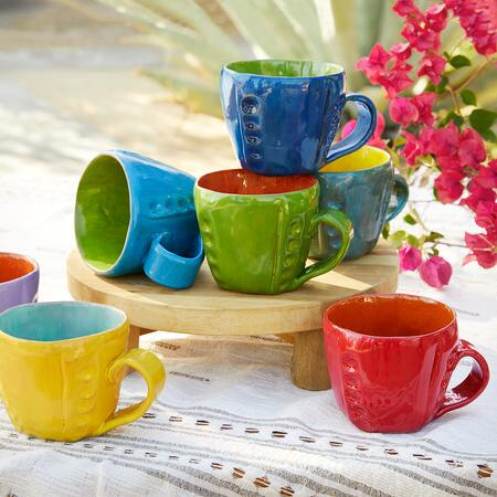 MIX IT UP LATTE MUGS