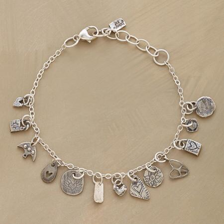 JOYFUL SONG CHARM BRACELET