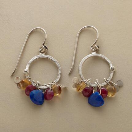 TAMBOURINE EARRINGS