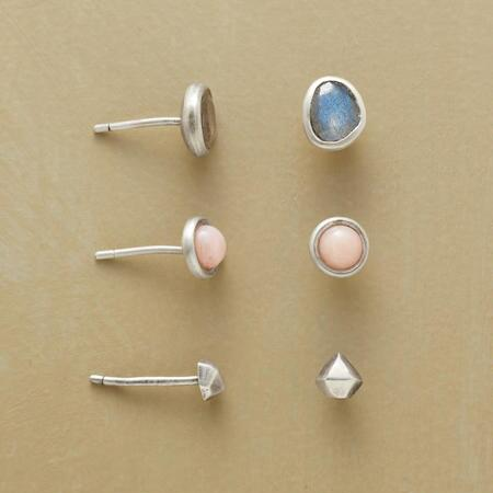 DAYBREAK EARRINGS TRIO S/3