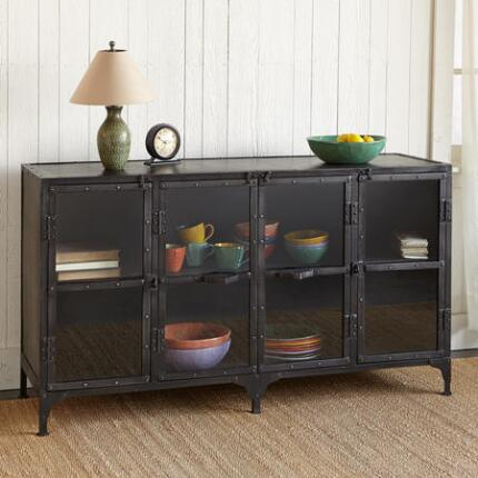 METALWORKS MULTI-USE SIDEBOARD