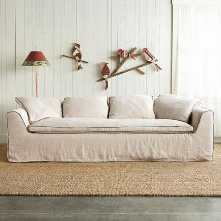HARPER SLIPCOVERED SOFA