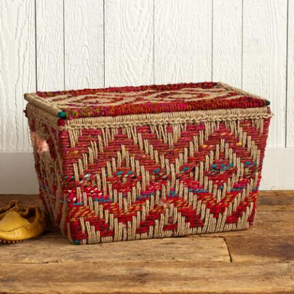 ENCHANTED STORAGE BASKET