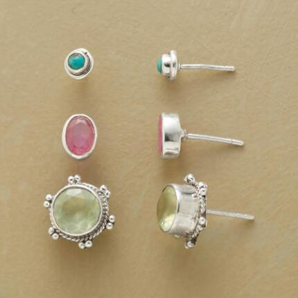 RISING TIDE EARRING TRIO