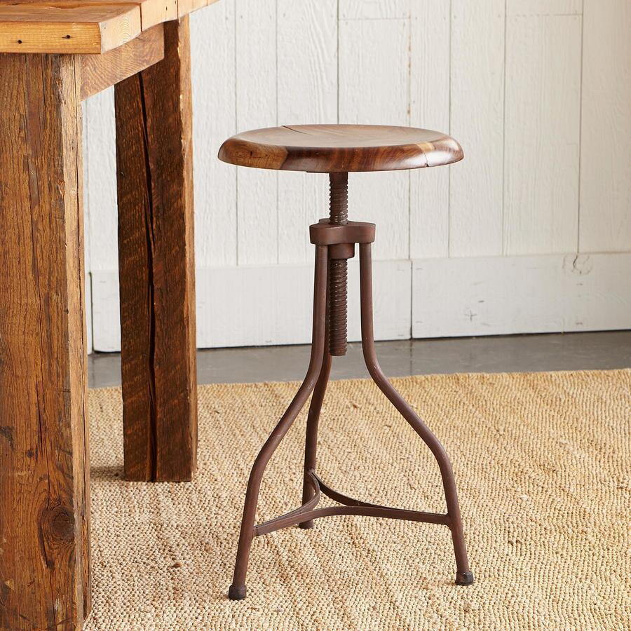 MILLTOWN ADJUSTABLE STOOL