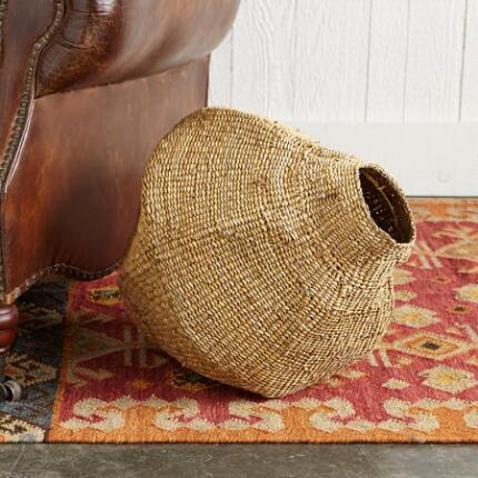 SOUTH AFRICAN XHOSA BASKET