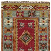 SUMMERHOUSE WOOL KILIM 8X10