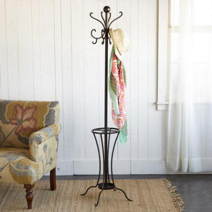 QUINTESSENTIAL COAT RACK