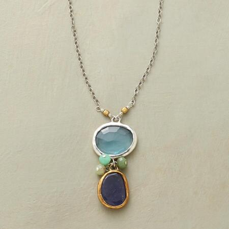 SEA & SKY NECKLACE