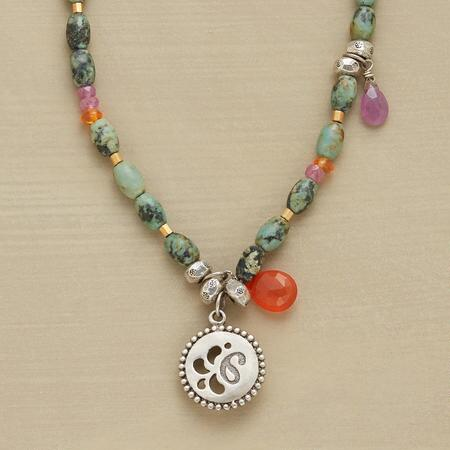 RIVER RUN NECKLACE