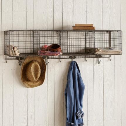 STOREWELL WALL STORAGE SHELF