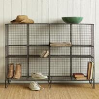 STOREWELL LOW STORAGE SHELF