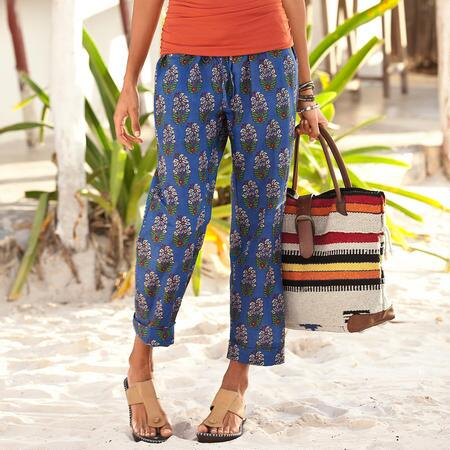 SORAYA CROPPED PANTS