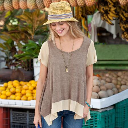 DUSK TO DAWN PULLOVER