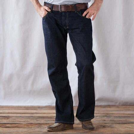 SHADE 55 GOLDEN SPIKE JEANS