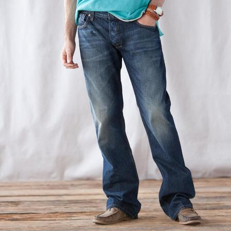 SHADE 55 LOGGER JEANS