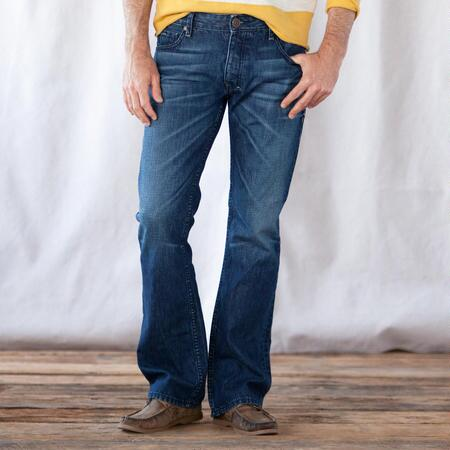 SHADE 55 BOOTCUT JEANS