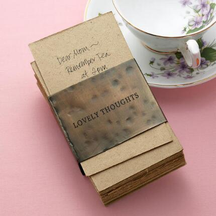 LOVELY THOUGHTS NOTECARDS