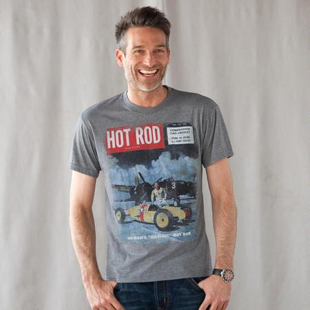 VROOM! HOT ROD T-SHIRT