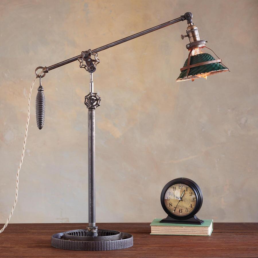 NARRAGANSETT LAMP