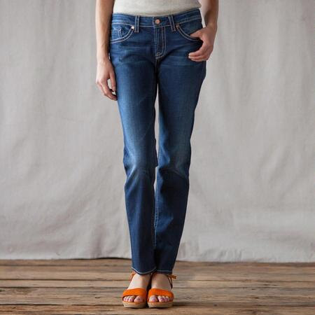 1921 SCOUT ANKLE JEAN