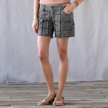 PETALUMA PATCHWORK SHORTS